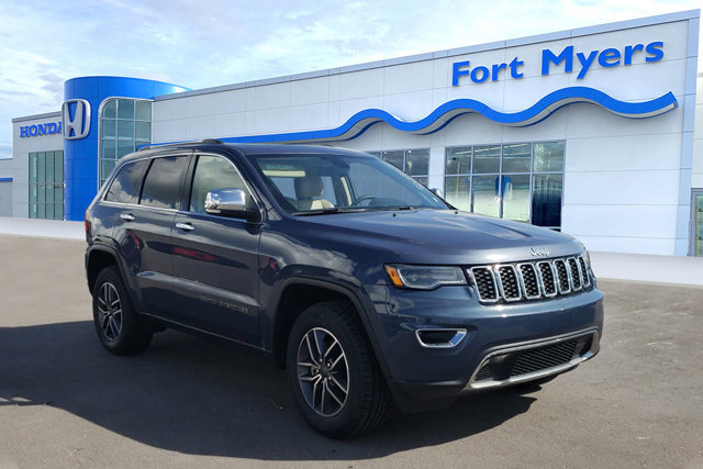 Used 2019 Jeep Grand Cherokee in Fort Myers, FL