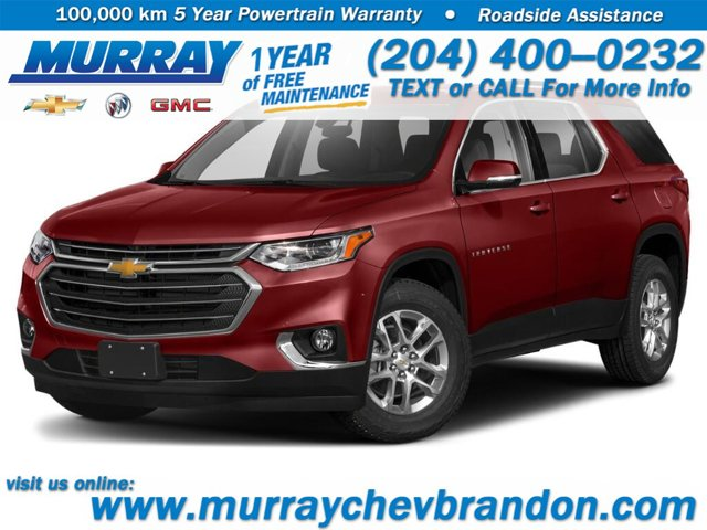 2021 Chevrolet Traverse RS AWD 4dr RS Gas V6 3.6L/ [7]
