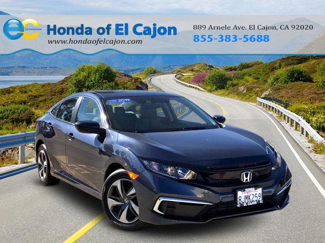 Used 2019 Honda Civic Sedan in El Cajon, CA