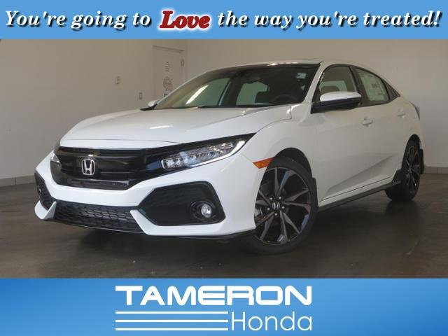 New 2019 Honda Civic Hatchback in Gadsden, AL