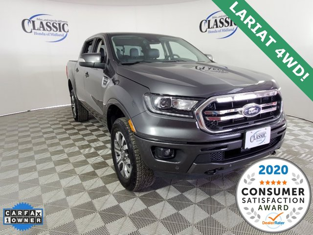 Used 2019 Ford Ranger in Midland, TX