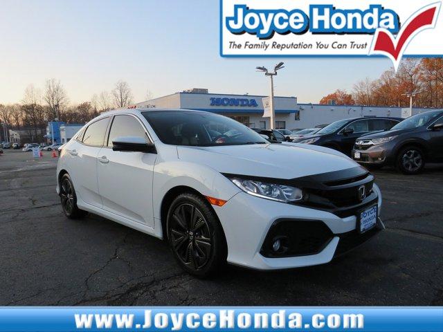 Used 2017 Honda Civic Hatchback in Denville, NJ