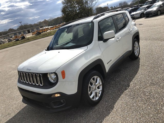 Used 2018 Jeep Renegade in Enterprise, AL