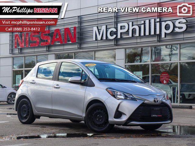 2018 Toyota Yaris Hatchback LE 5dr LE Auto Regular Unleaded I-4 1.5 L/91 [0]
