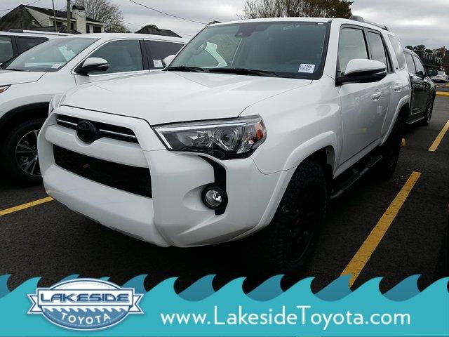 New 2020 Toyota 4Runner in Metairie, LA