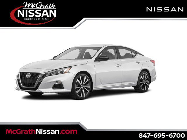 2020 Nissan Altima 2.5 SR 2.5 SR Sedan Regular Unleaded I-4 2.5 L/152 [2]