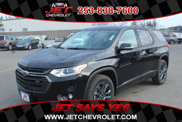 New 2019 Chevrolet Traverse in Federal Way, WA