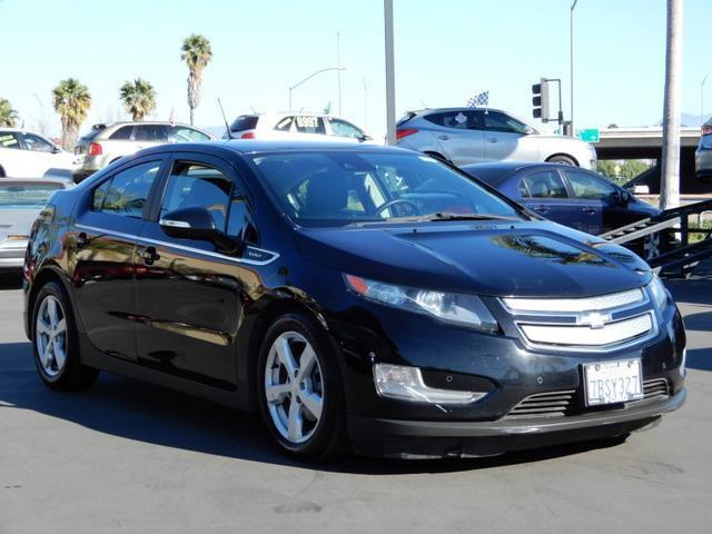 2013 Chevrolet Volt Premium