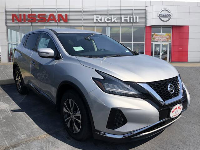 New 2019 Nissan Murano in Dyersburg, TN