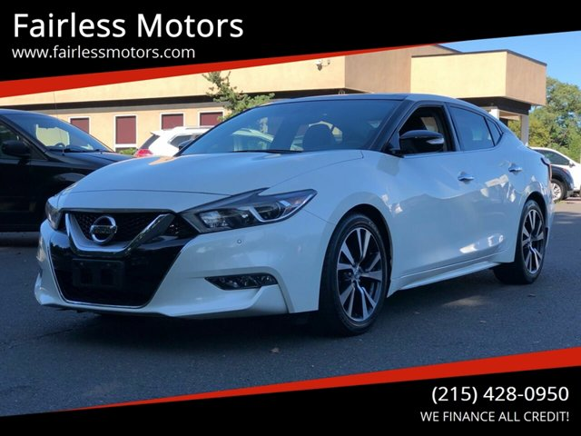 Used 2017 Nissan Maxima in Fairless Hills, PA