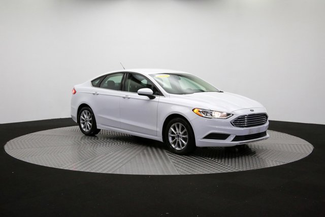 2017 Ford Fusion for sale 123712 44