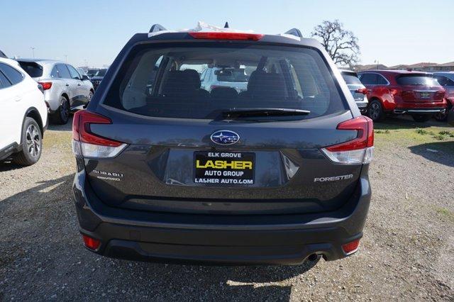 New 2020 Subaru Forester CVT