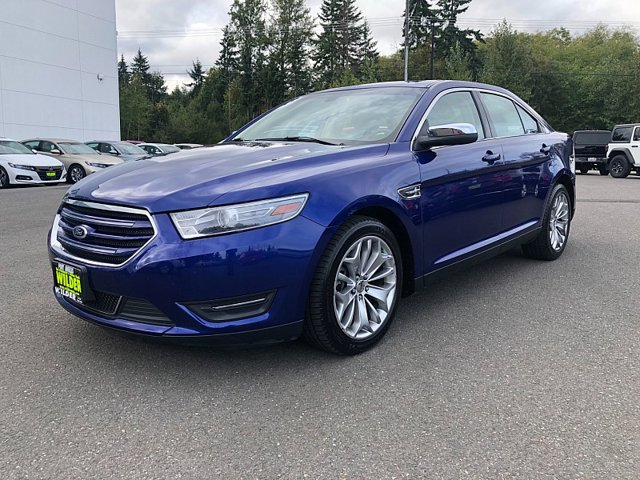 Used 2013 Ford Taurus 4dr Sdn Limited FWD