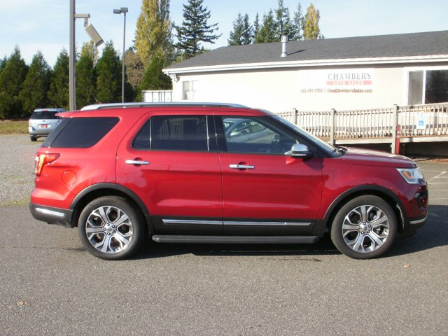 Used 2018 Ford Explorer in Lynden, WA