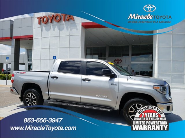 Used 2018 Toyota Tundra in Haines City, FL