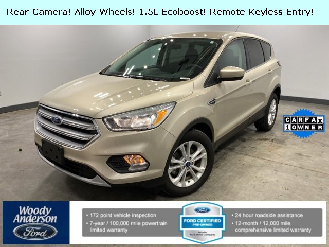 Used 2017 Ford Escape in Madison, AL