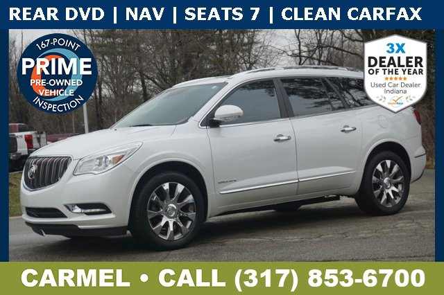 Used 2017 Buick Enclave in Indianapolis, IN