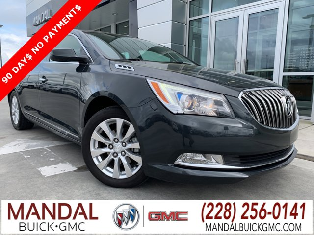 Used 2014 Buick LaCrosse in D'Iberville, MS