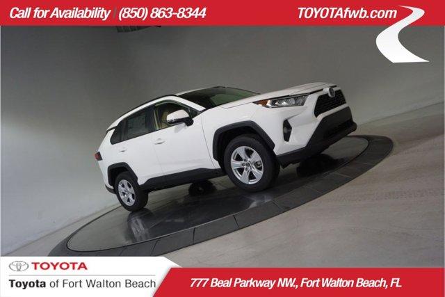 New 2019 Toyota RAV4 in Fort Walton Beach, FL