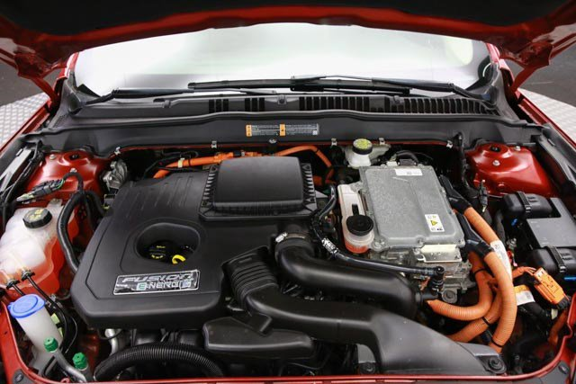 2017 Ford Fusion Energi for sale 122753 6