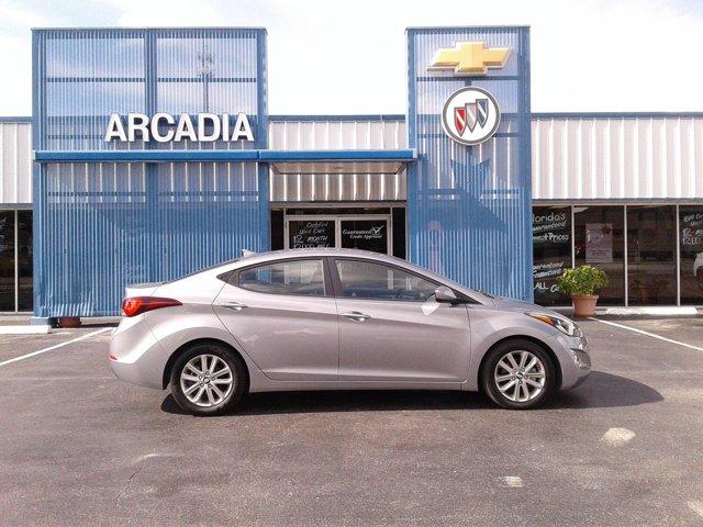 Used 2015 Hyundai Elantra in Quincy, FL