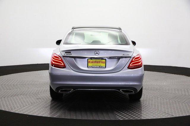 2016 Mercedes-Benz C-Class for sale 124291 5