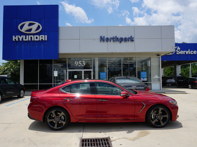 New 2019 Genesis G70 in Covington, LA