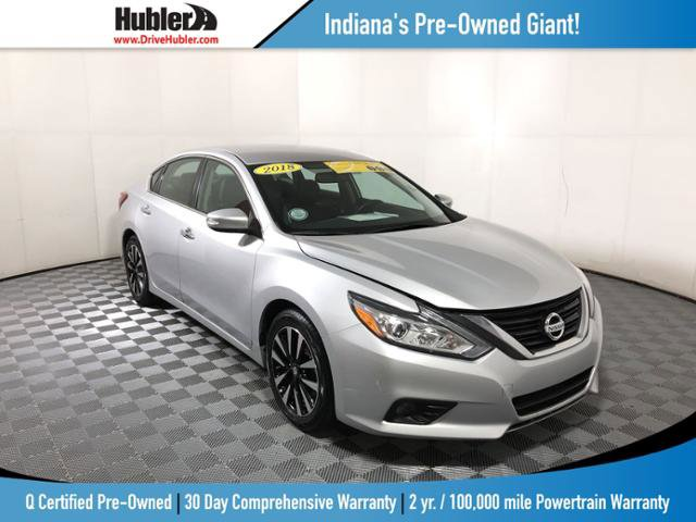 Used 2018 Nissan Altima in Greenwood, IN