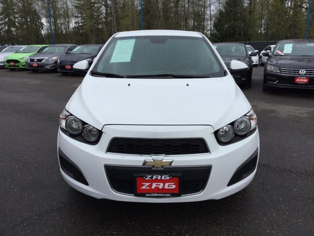 Used 2014 Chevrolet Sonic 4dr Sdn Auto LT