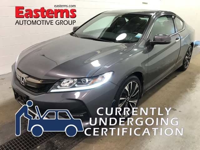 2016 Honda Accord Coupe EX-L 2dr Car