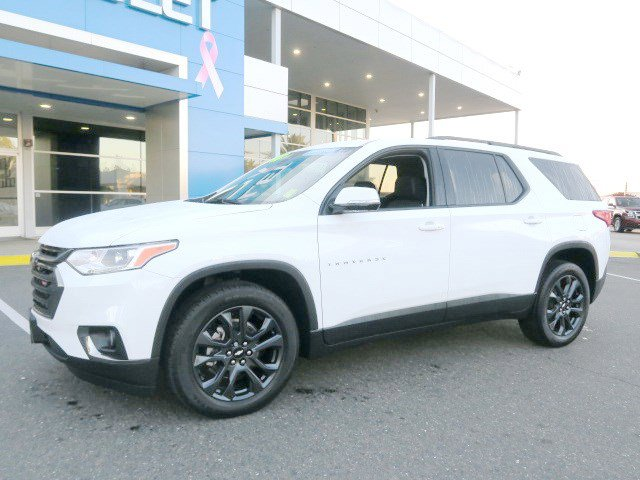 Used 2020 Chevrolet Traverse AWD 4dr RS