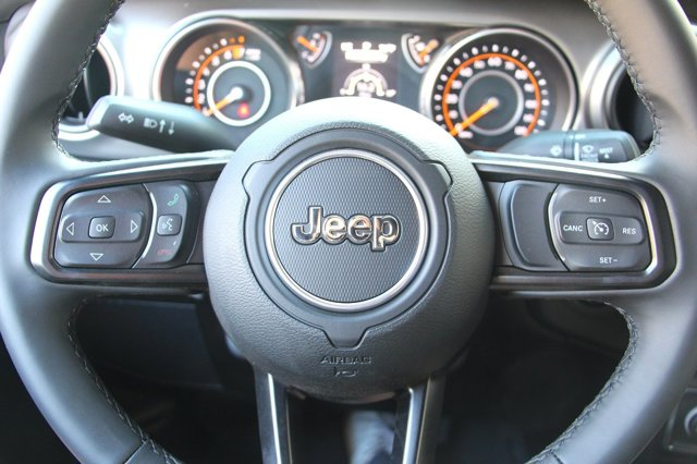 2019 Jeep Wrangler Unlimited Sport S 28