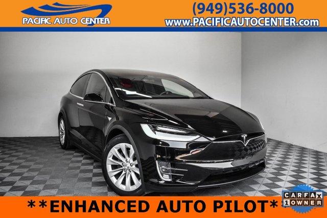 2019 Tesla Model X 75D