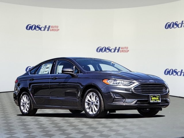 New 2020 Ford Fusion in Hemet, CA