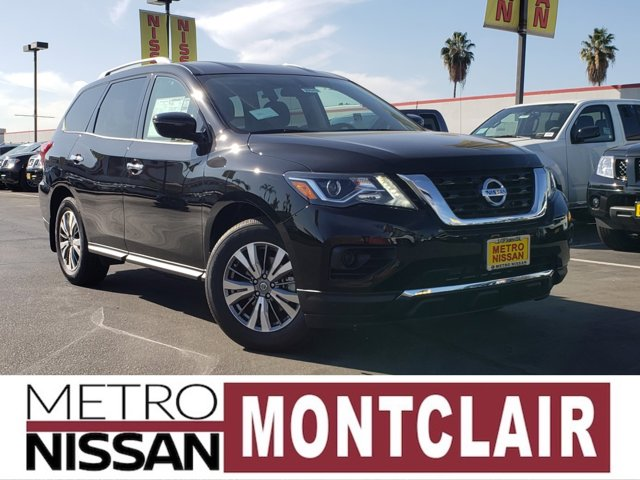 2020 Nissan Pathfinder S FWD S Regular Unleaded V-6 3.5 L/213 [4]