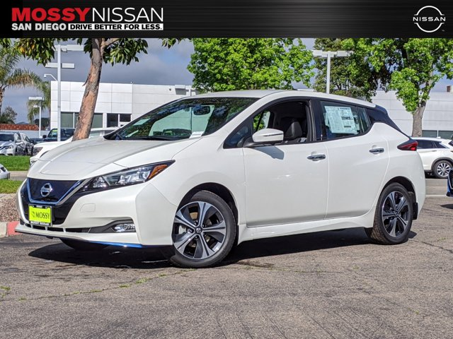 2020 Nissan Leaf Electric SL -PLUS SL PLUS Hatchback Electric [5]
