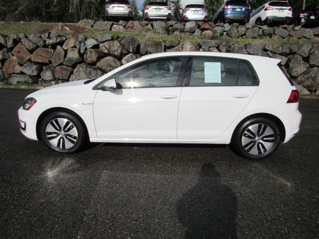 Used 2016 Volkswagen e-Golf SE
