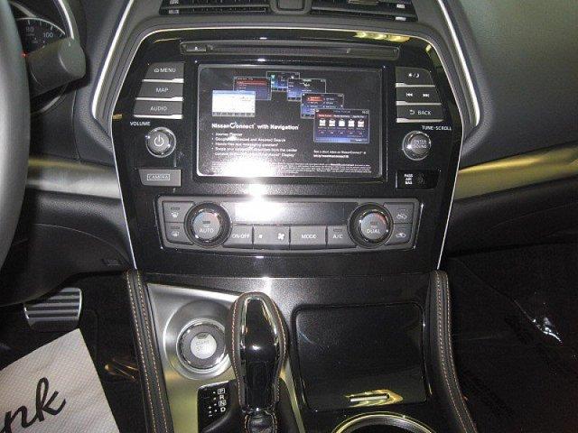 New 2016 Nissan Maxima 4dr Sdn 3.5 SR