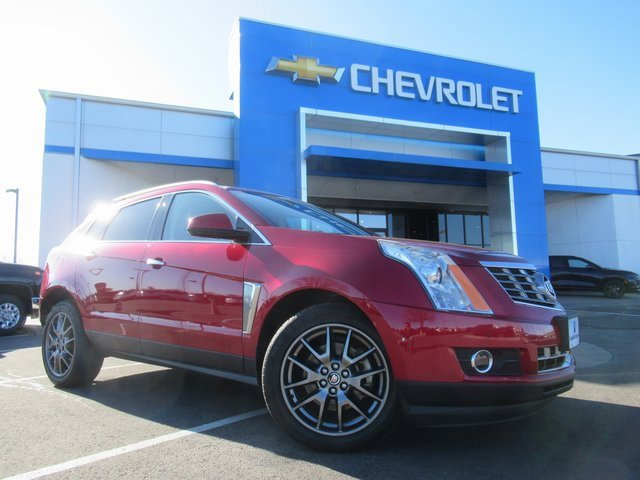 Used 2016 Cadillac SRX in Blue Springs, MO
