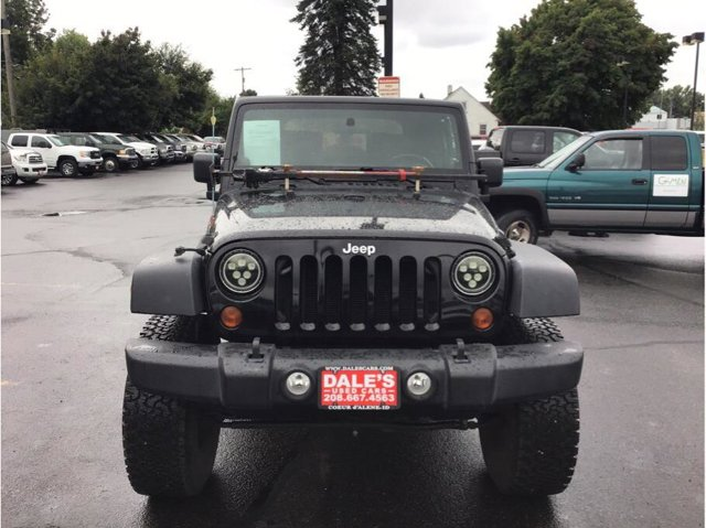 Used 2010 Jeep Wrangler Rubicon