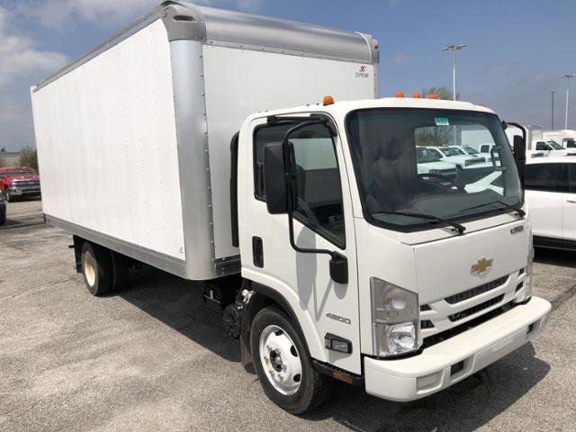 New 2019 Chevrolet 4500 LCF Gas in Greenwood, IN