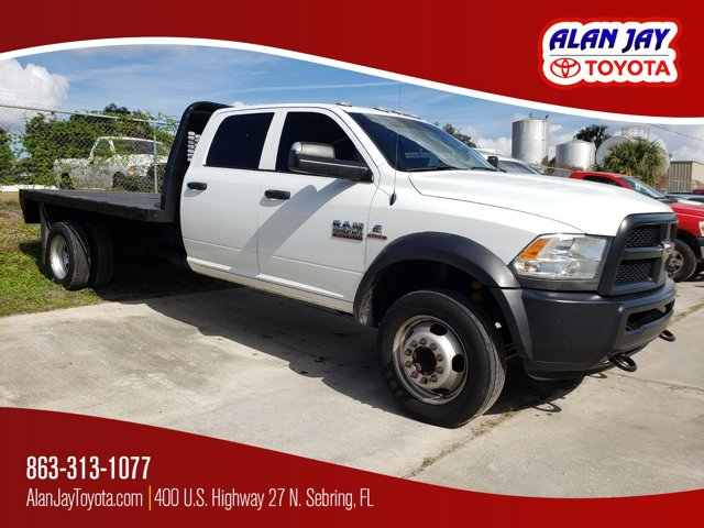 Used 2018 Ram 5500 Chassis Cab in Sebring, FL