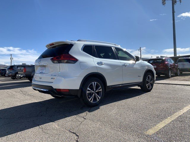2017 Nissan Rogue SL Hybrid photo