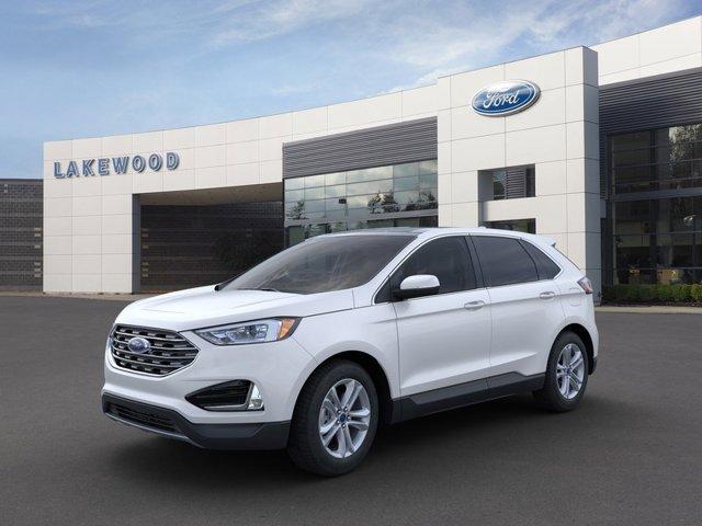 New 2020 Ford Edge in Tacoma, WA