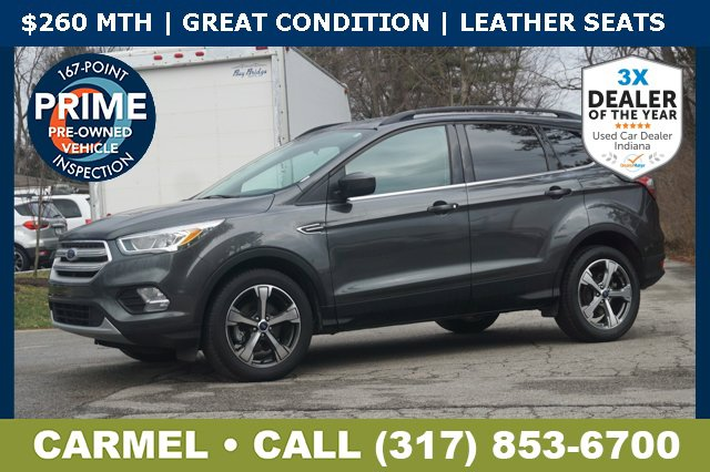 Used 2018 Ford Escape in Indianapolis, IN