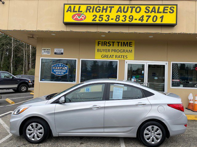 Used 2015 Hyundai Accent in Federal Way, WA