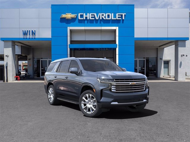 2021 Chevrolet Tahoe High Country 2WD 4dr High Country Gas V8 6.2L/ [3]