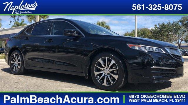 2015 Acura TLX 2.4L
