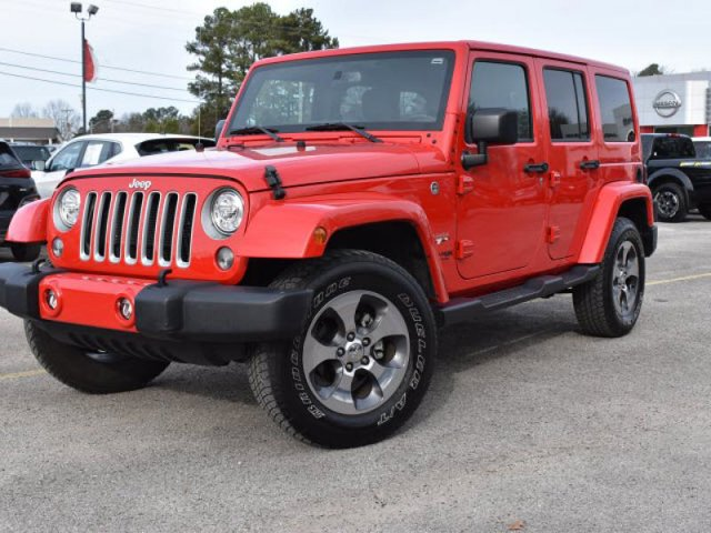 Used 2018 Jeep Wrangler JK Unlimited in Gadsden, AL