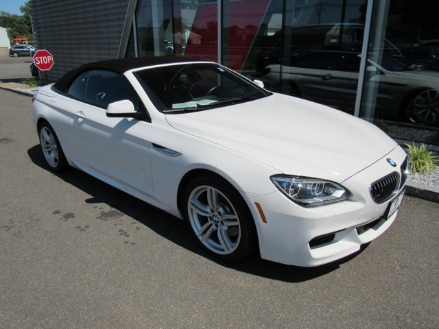 2015 BMW 6 Series 640i xDrive EXECUTIVE PACKAGE  -inc Front Ventilated Seats  Concierge Services